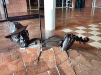 14 скульптур со всего мира, от которых взрывается мозг
