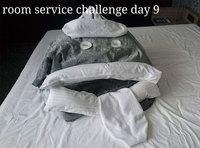 Ему было скучно в отеле во время командировки и он бросил вызов горничной