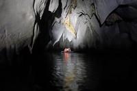 Самая длинная в мире подземная река Сент Пол