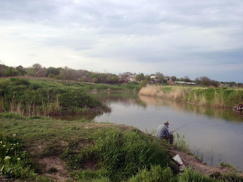 рыбалка на село терновка