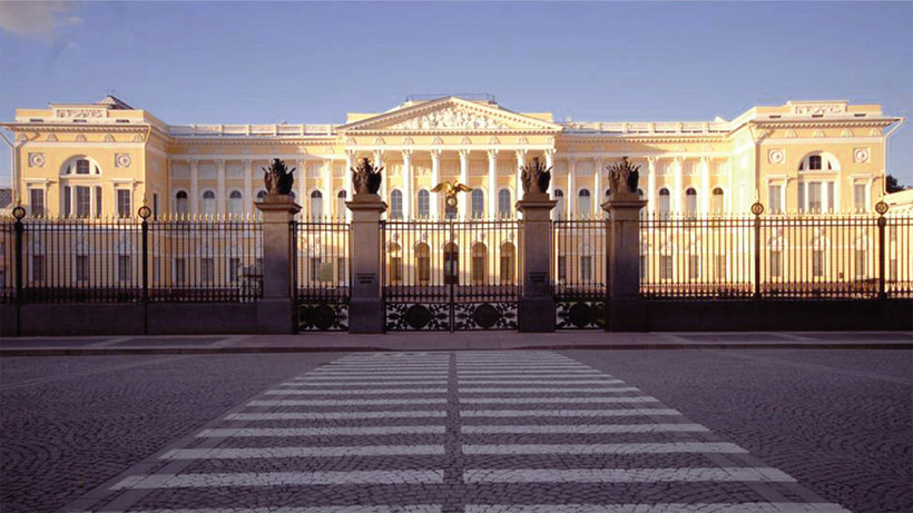 русский музей фото здания снаружи