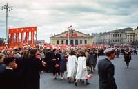 14 фото, сделанных в 50-е годы в СССР американцем, которого выслали за шпионаж
