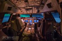 Пилот Boeing 747 делает потрясающие снимки из своей кабины