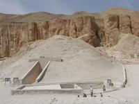В гробнице фараона нашли надписи, оставленные туристами 2000 лет назад