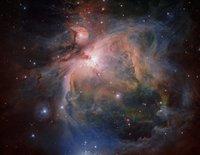 В Туманности Ориона обнаружили три поколения молодых звезд