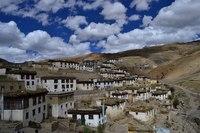 Ки Гомпа — самый большой и древний тибетский храм, спрятанный высоко в горах