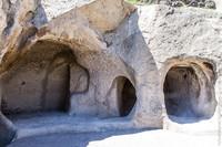 Прогулка по пещерному комплексу Вардзиа в Грузии