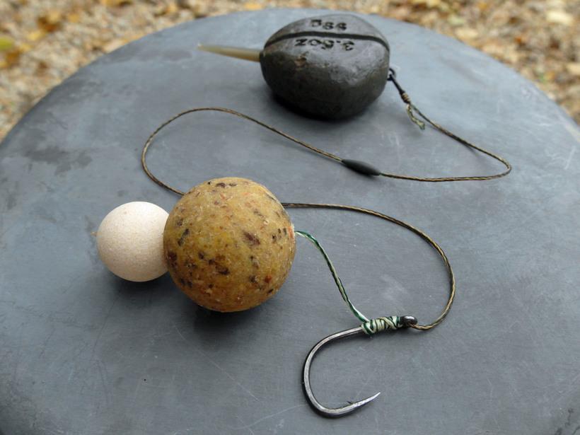 Особенности ловли карпа и других рыб на бойлы