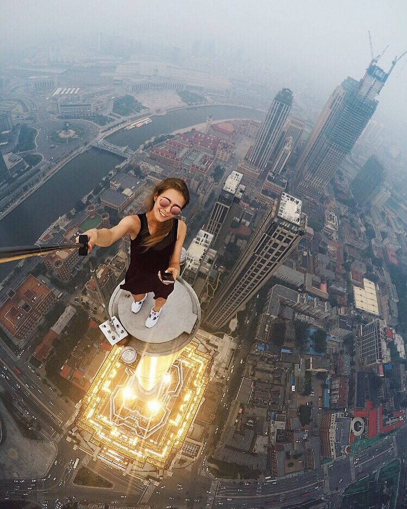 18 фото от сумасшедших, которые рисковали жизнью ради идеального кадра