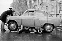 24 самых значительных и интересных кадра, сделанных в СССР знаменитым фотографом