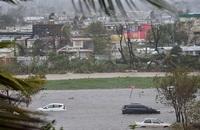 10 ужасных снимков о том, как ураган «Мария» разрушил Пуэрто-Рико
