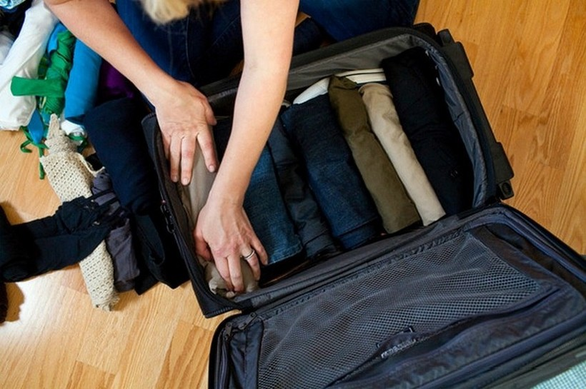 Аватар собираю чемоданы рюкзаки newfeel воронеж