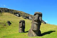 Кем были жители острова Пасхи: американскими индейцами или полинезийцами?