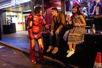Как проходит Хэллоуин в Гонконге