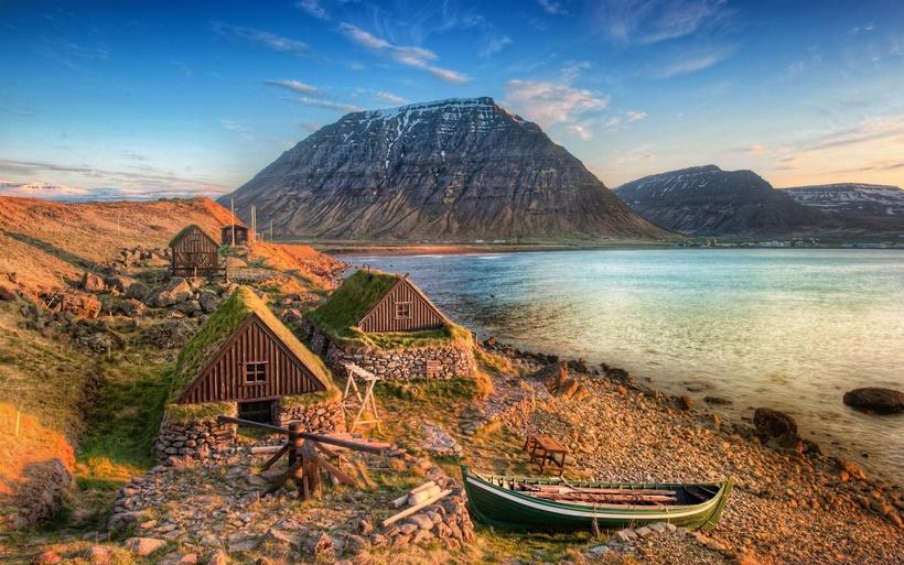 Первозданная природа Исландии: там, где рождаются новые земли