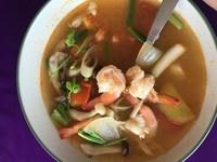 Традиционный суп — Том ям.