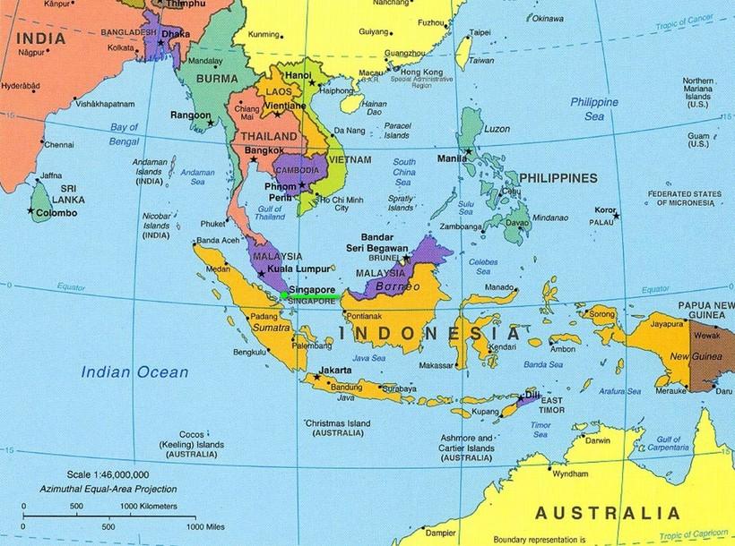 Как Сингапур решил проблему бытовых отходов