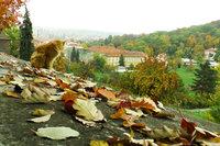 Октябрь в Праге