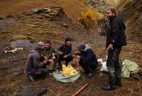 «Смертельно пьяное путешествие»: осенний перегон овец в горах Кавказа