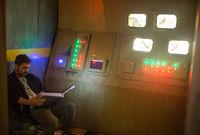 Дети построили потрясающую МКС в лесах Нью-Хэмпшира