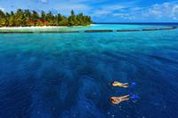 Kurumba Maldives: Санта-Клаус приглашает на барбекю