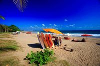Великолепный пляж