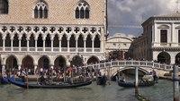 Гонки на гондолах, Венеция
