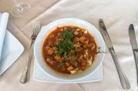 Традиционное блюдо, лагман