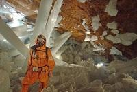 Пещера Найка: как образовались самые большие кристаллы в мире