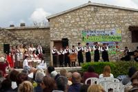 Концерт в деревне
