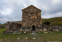 Тхаба-Ерды — самый древний христианский храм в России