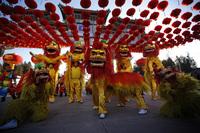 Китайский Новый Год в Сингарадже, Бали