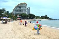 Неплохой пляж