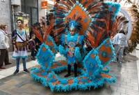 Карнавал в Мадриде