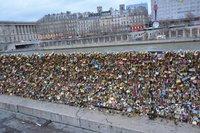 Мост Пон-Неф, Париж 2017