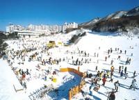 Какая участь ждет Олимпиаду 2018: заброшенный горнолыжный курорт Alps Ski Resort