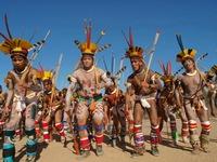 Удивительная Амазония: водный мир племени камаюра