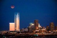 18 впечатляющих фото лунного затмения 31 января 2018 года со всего мира