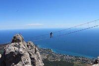 Заряд адреналина на подвесных мостах