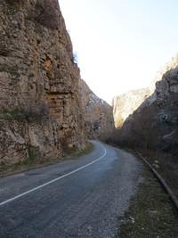 Горные дороги почти все открыты и проходимы
