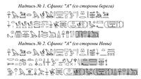 Как переводятся надписи на древних сфинксах в Санкт-Петербурге