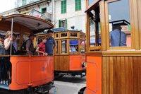Трамвайчики в Соллере