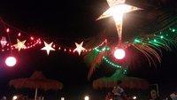 Новый год на улицах Гоа