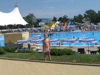 """В аквапарке """"Золотая бухта"""" нам очень понравилось, особенно детям"""