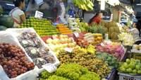 Бангкок: фруктовый рынок