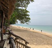 Пляж Клонг Конг в ноябре