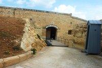 Действующий форт Ринелла в феврале