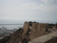 Agadir Kasbah в феврале