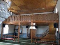Мечеть Юхары-Джами внутри