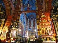 Базилика Девы Марии в Кракове